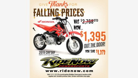 2019 Honda CRF50F for sale 200788408
