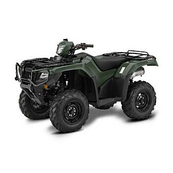 2019 Honda FourTrax Foreman Rubicon Automatic DCT for sale 200705158