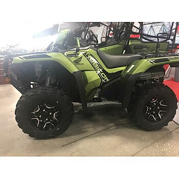 2019 Honda FourTrax Foreman Rubicon Automatic DCT for sale 200706277