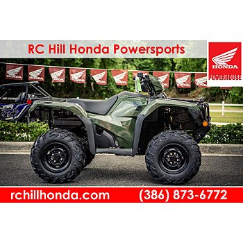 2019 Honda FourTrax Foreman Rubicon Automatic DCT for sale 200716079
