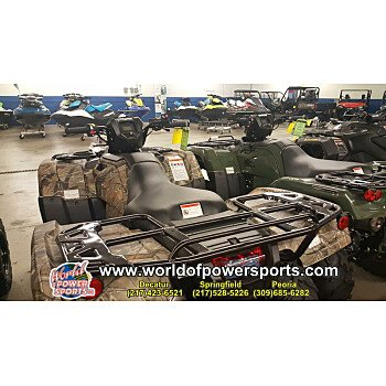 2019 Honda FourTrax Foreman Rubicon 4x4 EPS for sale 200748311