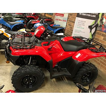 2019 Honda FourTrax Foreman Rubicon for sale 200755901