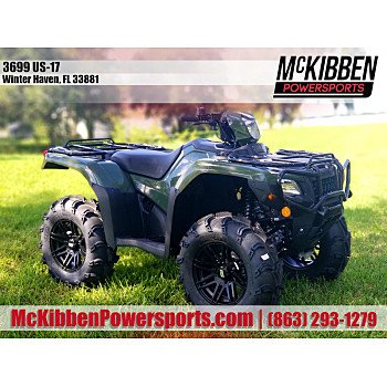 2019 Honda FourTrax Foreman Rubicon for sale 200790956