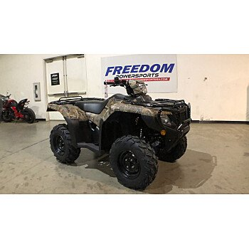 2019 Honda FourTrax Foreman Rubicon 4x4 EPS for sale 200832613