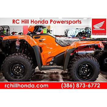 2019 Honda FourTrax Foreman 4x4 ES EPS for sale 200624351