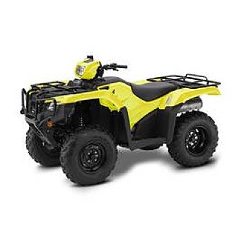 2019 Honda FourTrax Foreman 4x4 for sale 200650049