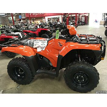 2019 Honda FourTrax Foreman for sale 200624879