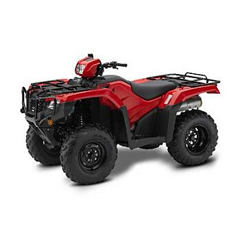 2019 Honda FourTrax Foreman 4x4 for sale 200700623