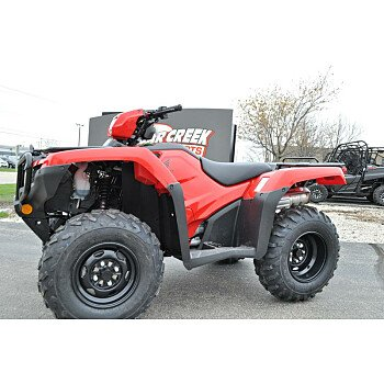 2019 Honda FourTrax Foreman for sale 200740079