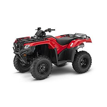 2019 Honda FourTrax Rancher 4x4 Automatic DCT IRS for sale 200685554