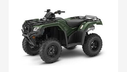 2019 Honda FourTrax Rancher 4X4 Automatic DCT IRS for sale 200643723