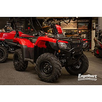 2019 Honda FourTrax Rancher 4X4 Automatic DCT IRS for sale 200733361
