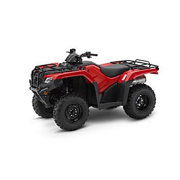 2019 Honda FourTrax Rancher 4X4 Automatic DCT EPS for sale 200755930