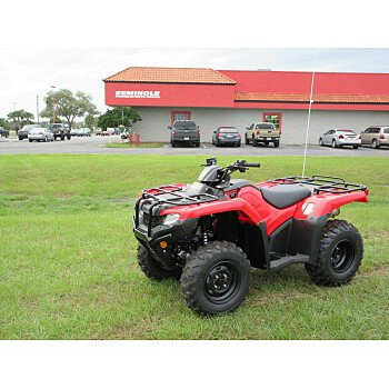2019 Honda FourTrax Rancher 4x4 Automatic DCT EPS for sale 200781562