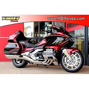 2019 Honda Gold Wing Tour Airbag DCT for sale 200773993