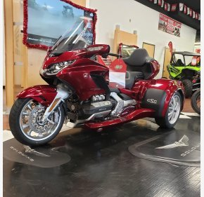 2019 Honda Gold Wing Tour DCT for sale 200810887