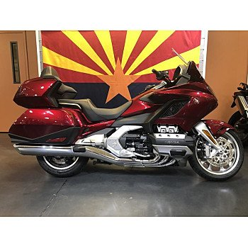2019 Honda Gold Wing Tour DCT for sale 200847217