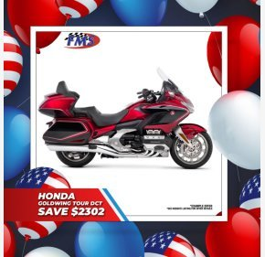 2019 Honda Gold Wing Tour Automatic DCT for sale 200919674