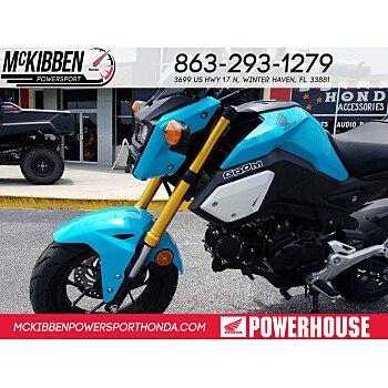 2019 Honda Grom for sale 200598912