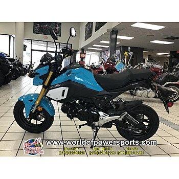 2019 Honda Grom for sale 200637618