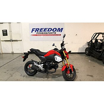 2019 Honda Grom for sale 200687333