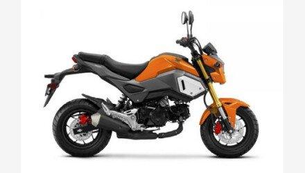 2019 Honda Grom for sale 200604182