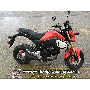 2019 Honda Grom for sale 200654205