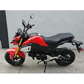 2019 Honda Grom for sale 200708300