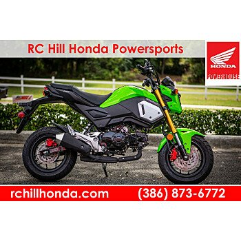 2019 Honda Grom for sale 200712875