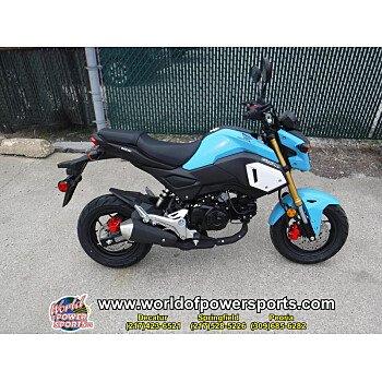 2019 Honda Grom for sale 200723082