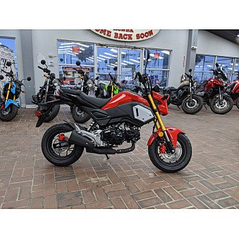 2019 Honda Grom ABS for sale 200867481