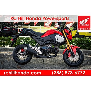 2019 Honda Grom ABS for sale 200911344