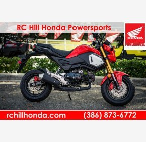 2019 Honda Grom ABS for sale 200913696