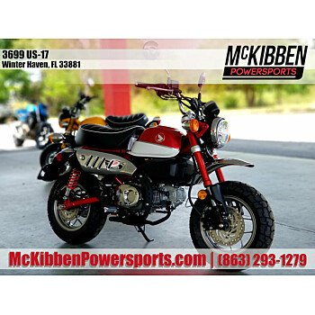 2019 Honda Monkey for sale 200588931