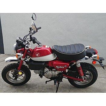 2019 Honda Monkey for sale 200730349