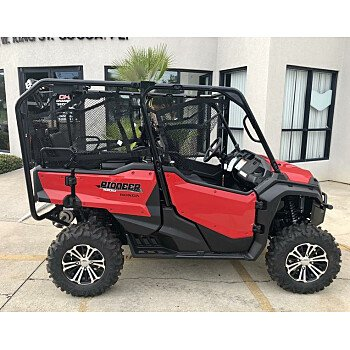 2019 Honda Pioneer 1000 Deluxe for sale 200651572