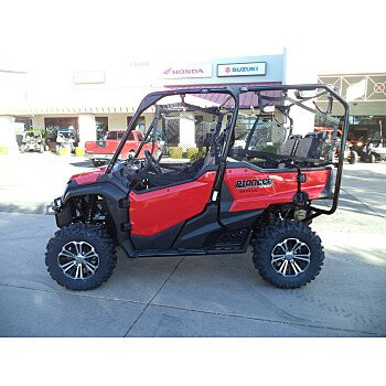 2019 Honda Pioneer 1000 Deluxe for sale 200662135