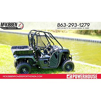 2019 Honda Pioneer 500 for sale 200664062