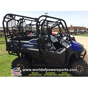 2019 Honda Pioneer 700 4 Deluxe for sale 200743525