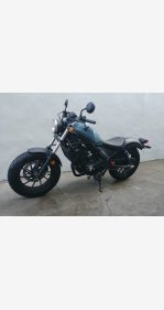 2019 Honda Rebel 300 for sale 200721284