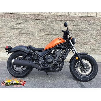 2019 Honda Rebel 500 ABS for sale 200717804