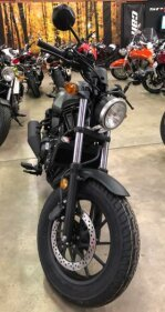2019 Honda Rebel 500 for sale 200709560