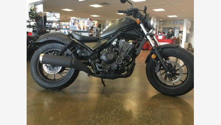 2019 Honda Rebel 500 for sale 200776982