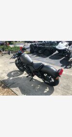 2019 Honda Rebel 500 ABS for sale 200794469