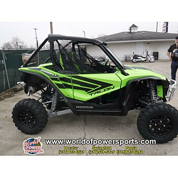 2019 Honda Talon 1000R for sale 200724140