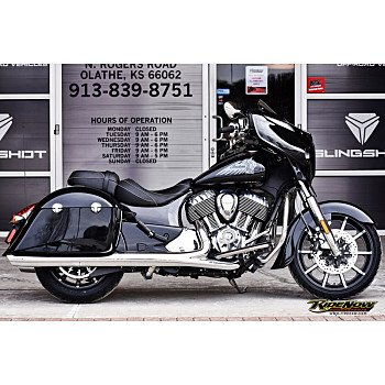 2019 Indian Chieftain for sale 200691605