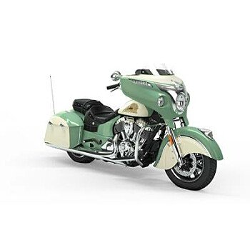 2019 Indian Chieftain for sale 200700582