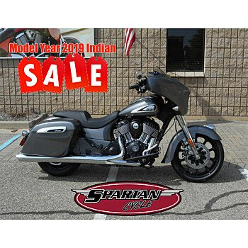 2019 Indian Chieftain for sale 200702274