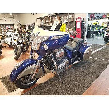 2019 Indian Chieftain Classic Icon for sale 200800305