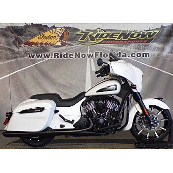 2019 Indian Chieftain Dark Horse for sale 201013518